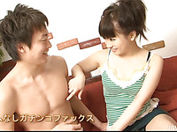 Sweet asian oral pleasure