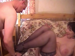 She cant resist the raging sex appeal of her  handsome OB-Gyne, so a...