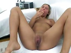 German cutie loves the camera - Sascha Production
