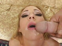 Cum down girls throats compilation